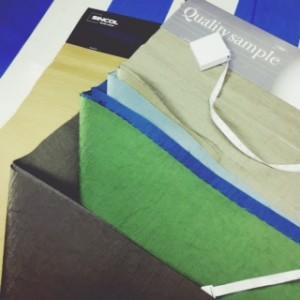 鞄の生産管理②